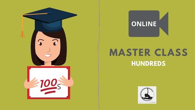 ✅ Master Class - Hundreds