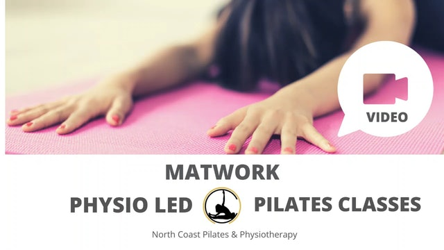 ✅Physio Led Pilates Class Week 5 (spikey balls, rolled bath towel, broom handle)