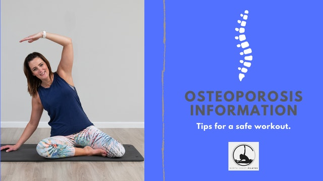Osteoporosis Information