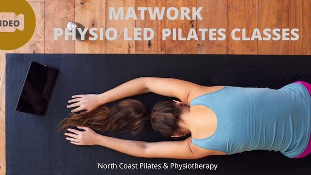 ✅ Physio Led Pilates Class Week 4 (No Equipment)