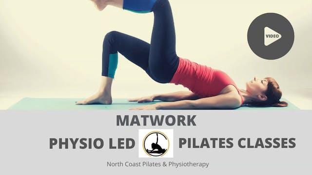✅ Physio Led Pilates Class Week 4 (Soft Ball)