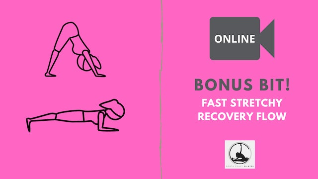✅✅✅Fast Stretchy Recovery Flow Sequence