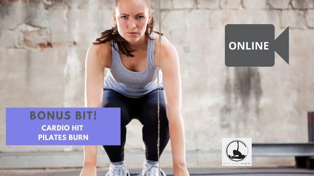 ✅✅ Cardio HIT Pilates Burn