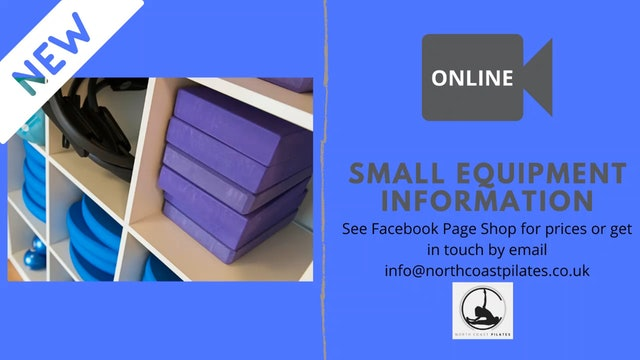 Small Equipment Information