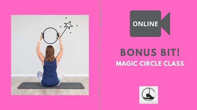 Magic Circle Class