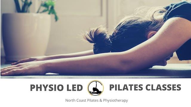 Physio Led Pilates Class Week 7