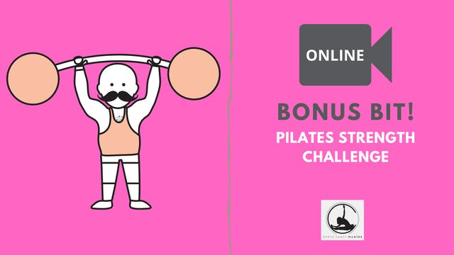 Pilates Strength Challenge