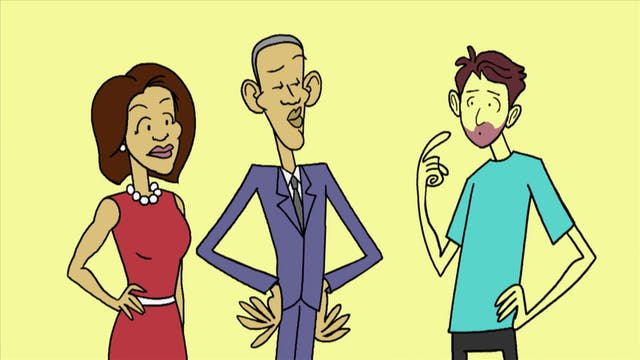 Neal Brennan - Humanimation - Meeting President Obama (HD)