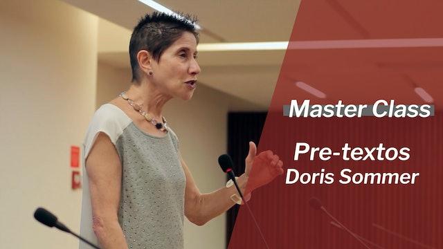 Pre-textos - Doris Sommer