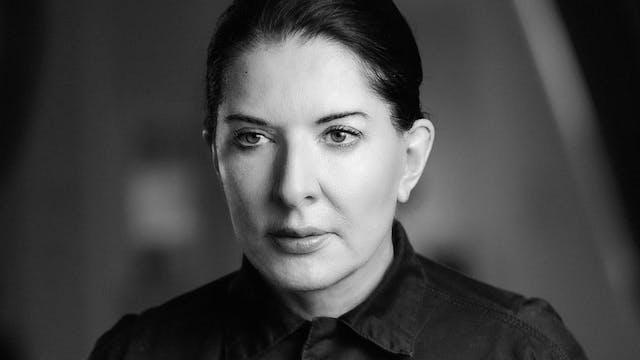Las pasiones de Marina Abramović: un ...