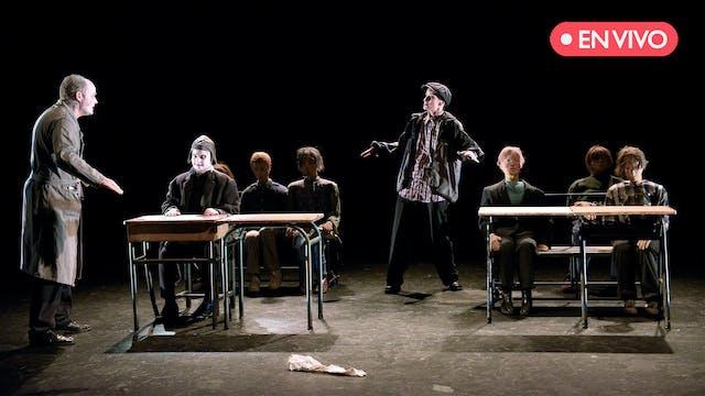 Teatro como absoluto - 24/01