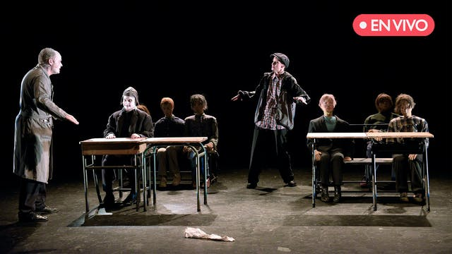 Teatro como absoluto - 17/01