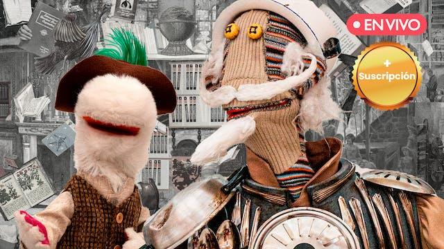 31 Minutos: Don Quijote - 08/08 + Suscripción