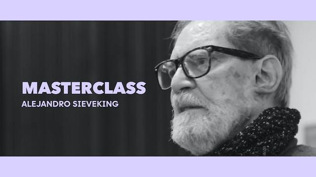 Entrevista abierta - Alejandro Sieveking
