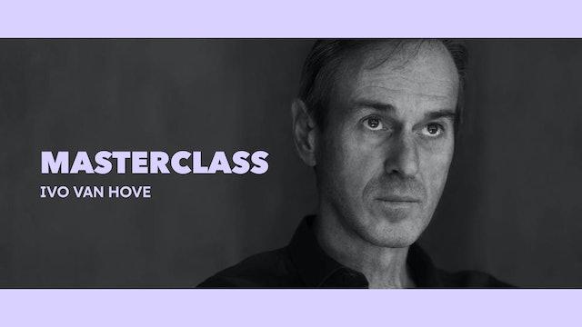 Clase magistral - Ivo Van Hove