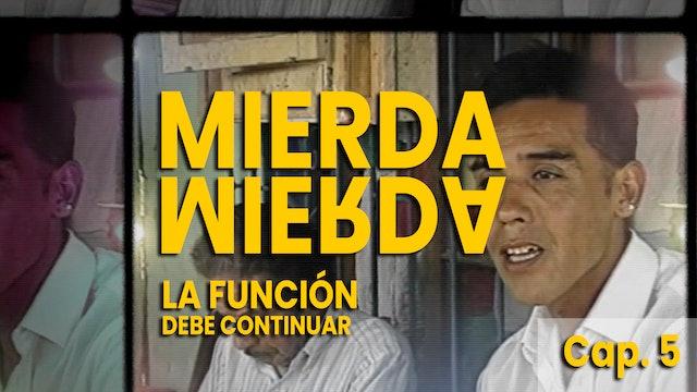 CAP 5 | Andrés Pérez y el teatro de la transición