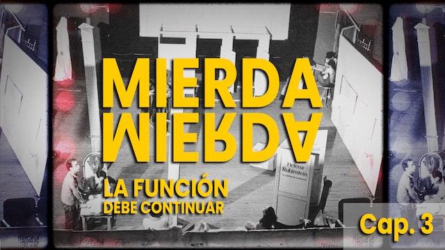 CAP 3 | El Trolley y el Teatro de La Memoria