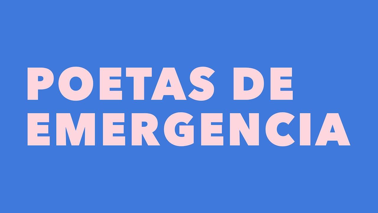 Poetas de Emergencia