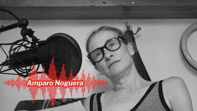 Amparo Noguera leyendo a Eleonora Finkelstein