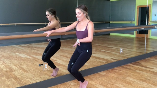 25 Minute Full Body with Weights