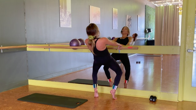 50 Minute Live class with Katy July 2021