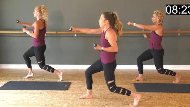 12 Interval Cardio Workout