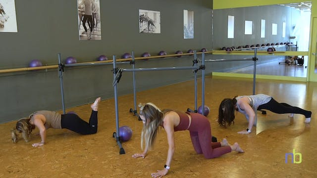 30 Min Classic Barre with Tilted Seat...
