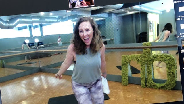 barre30 LIVE with Lynn In Chattanooga!