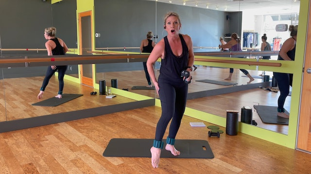 45 Minute HIIT with Stephanie