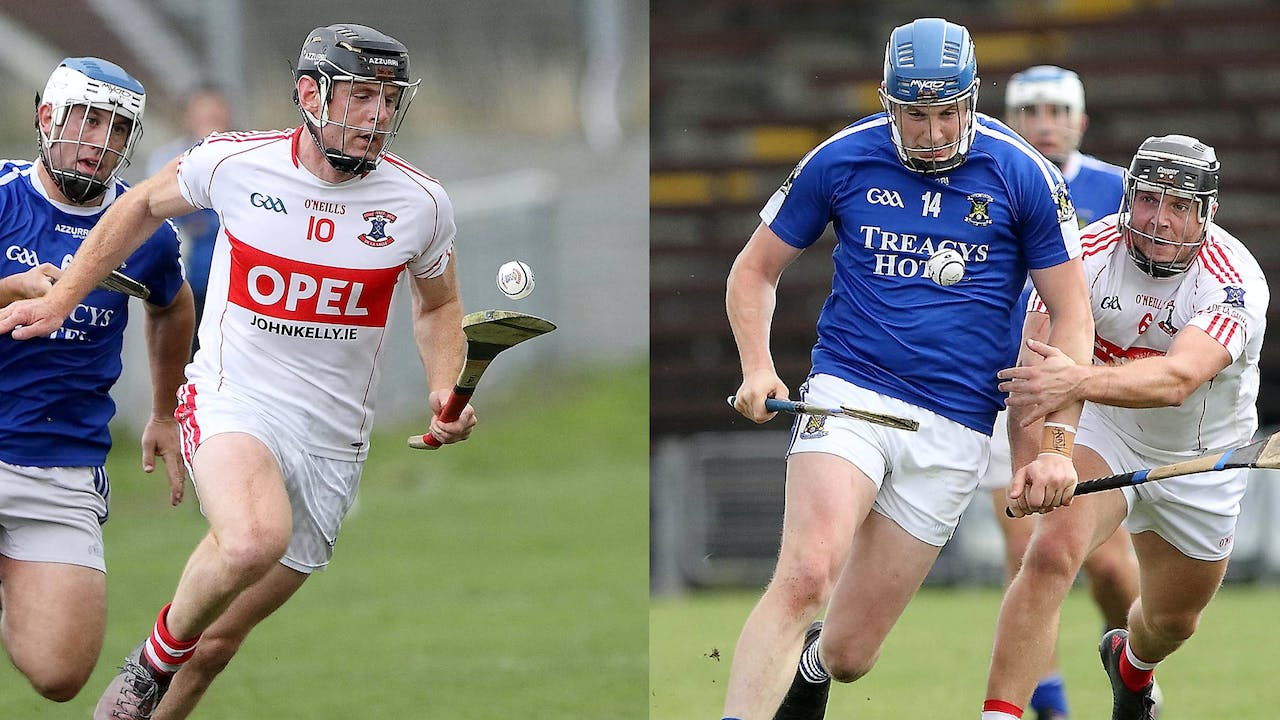 WATERFORD SHC QF De La Salle v Mount Sion