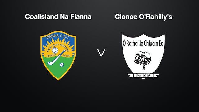TYRONE SFC Coalisland v Clonoe