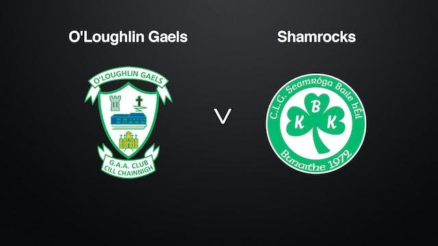 KILKENNY SHL O'Loughlin Gaels v Shamrocks Ballyhale