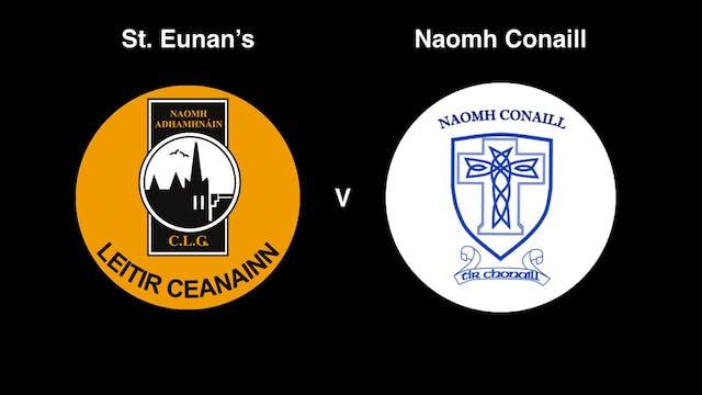 DONEGAL SFC St. Eunan's v Naomh Conaill