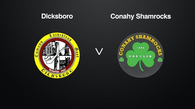 KILKENNY JHC Final Dicksboro v Conahy...