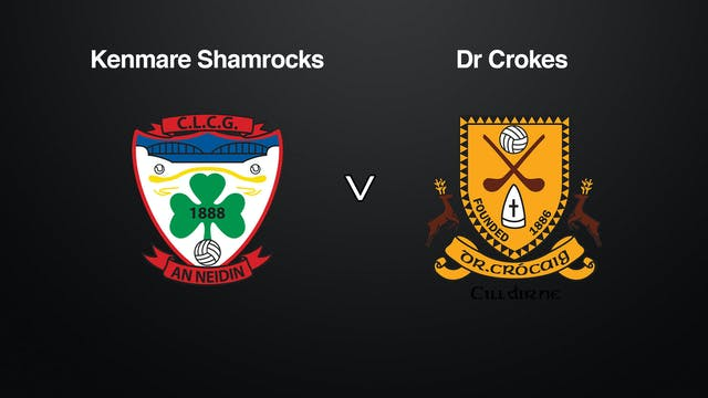 KERRY Club Ch'ship, Kenmare Shamrocks v Dr Crokes