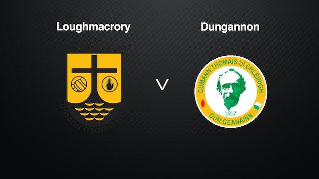 TYRONE SFC Loughmacrory v Dungannon