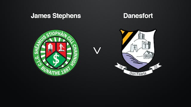 KILKENNY St Canices CU James Stephens v Danesfort