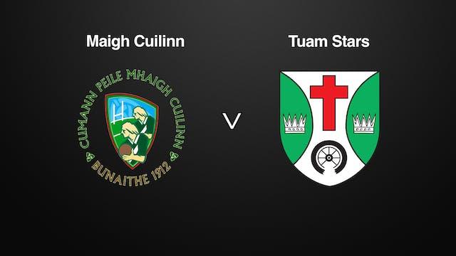 GALWAY SFC QF Maigh Cuilinn v Tuam Stars