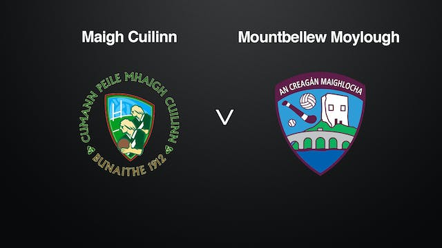 GALWAY SFC Final, Maigh Cuilinn v Mountbellew Moylough