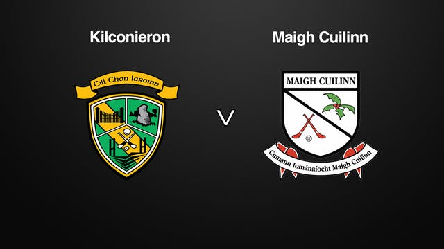 GALWAY IHC Final, Kilconieron v Maigh Cuilinn