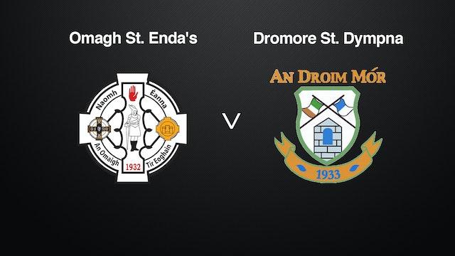 TYRONE SFC Omagh v Dromore