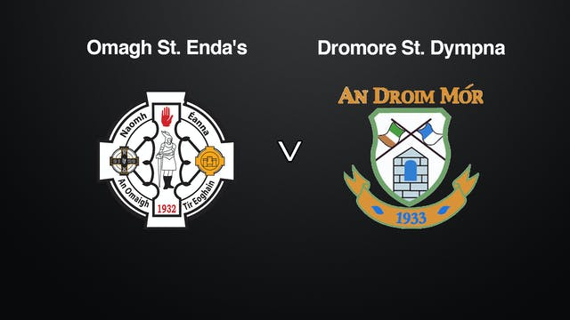 TYRONE SFC Omagh v Dromore