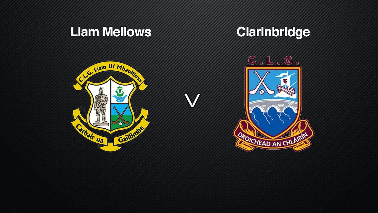 GALWAY Brooks SHC Liam Mellows v Clarinbridge
