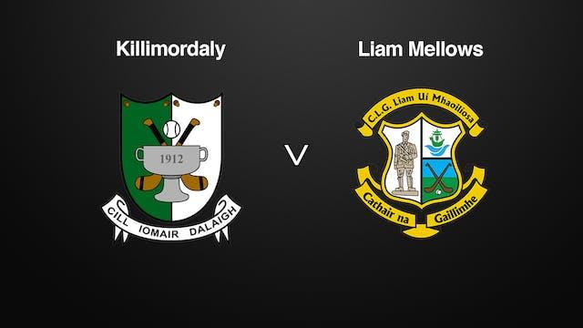 GALWAY SHC, Killimordaly v Liam Mellows