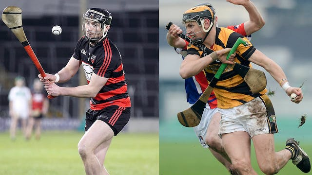WATERFORD SHC Ballygunner v Lismore