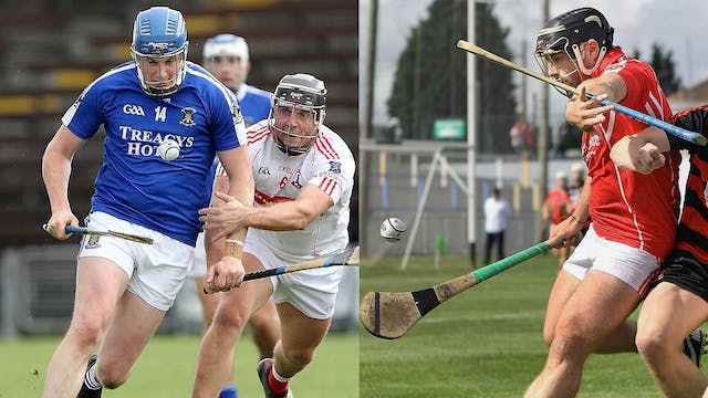 WATERFORD SHC Mount Sion v Passage