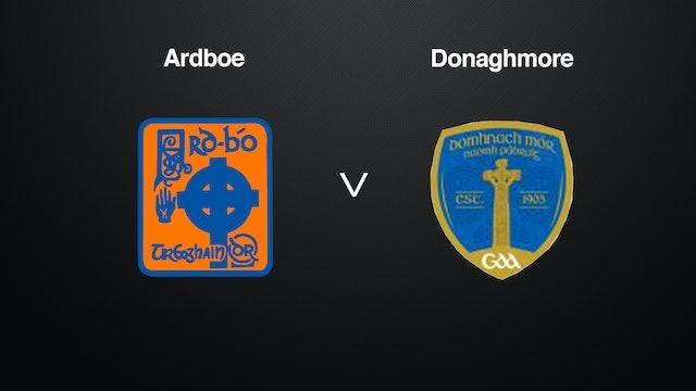 TYRONE SFC Ardboe v Donaghmore