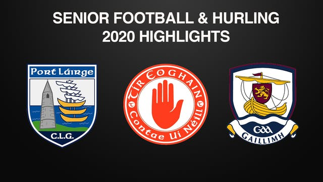 Subscribe and watch highlights of top GAA action.