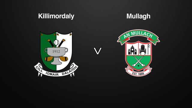 GALWAY SHC Killimordaly v Mullagh
