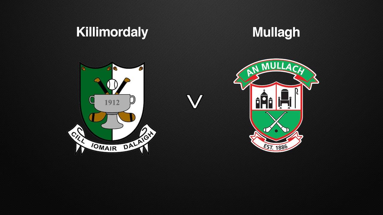 GALWAY SHC Killimordaly v Mullagh